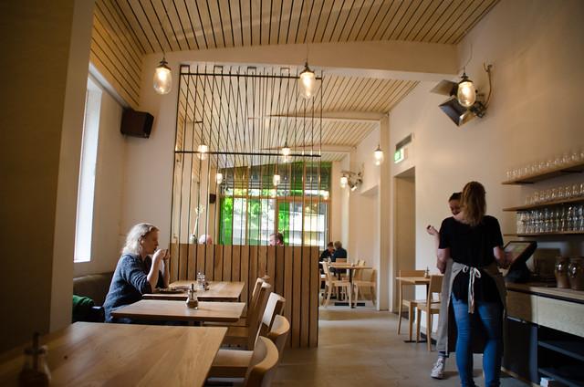 Cafe Loretta in Wellington
