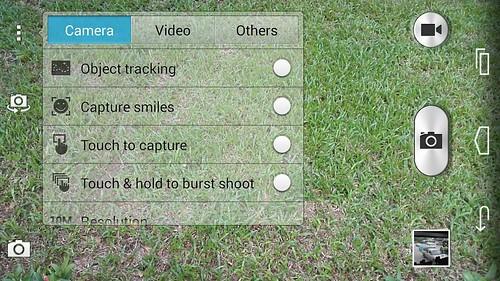 ฟังก์ชั่นการถ่ายภาพ 4 แบบของกล้อง Huawei Ascend P7