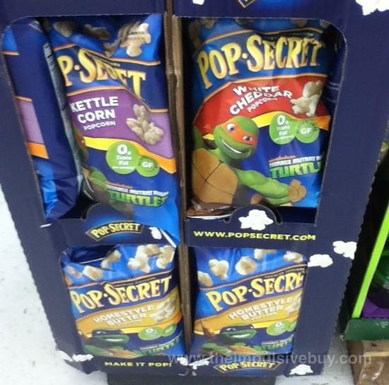 Pop-Secret Ready to Eat Popcorn