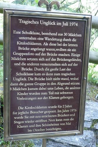Kitzlochklamm