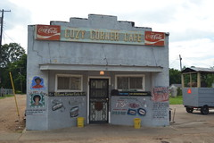 055 Blues Corner Cafe, Indianola MS