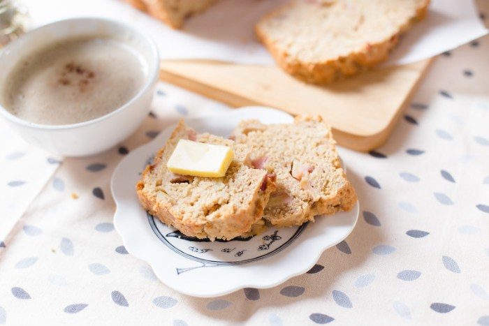 Apple Beer Bread