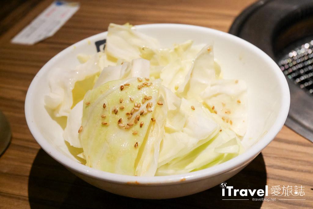 京都美食餐厅 牛角烧肉吃到饱 (19)