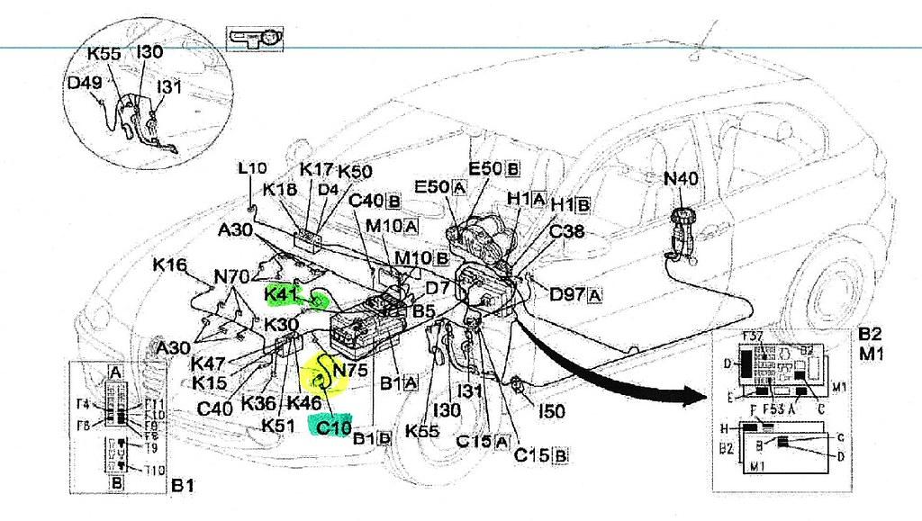 Alfa Romeo 156 Wiring Diagrams - Auto Electrical Wiring Diagram on