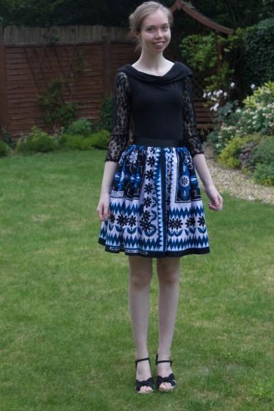 Tanzania Skirt Oonapalooza