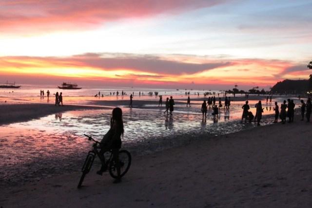 May 2014 Boracay Sunset - 11