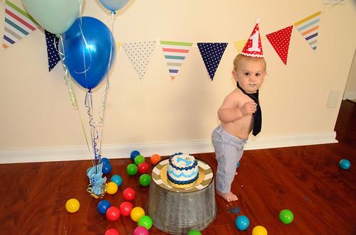 Jackson Marshall First Birthday-4