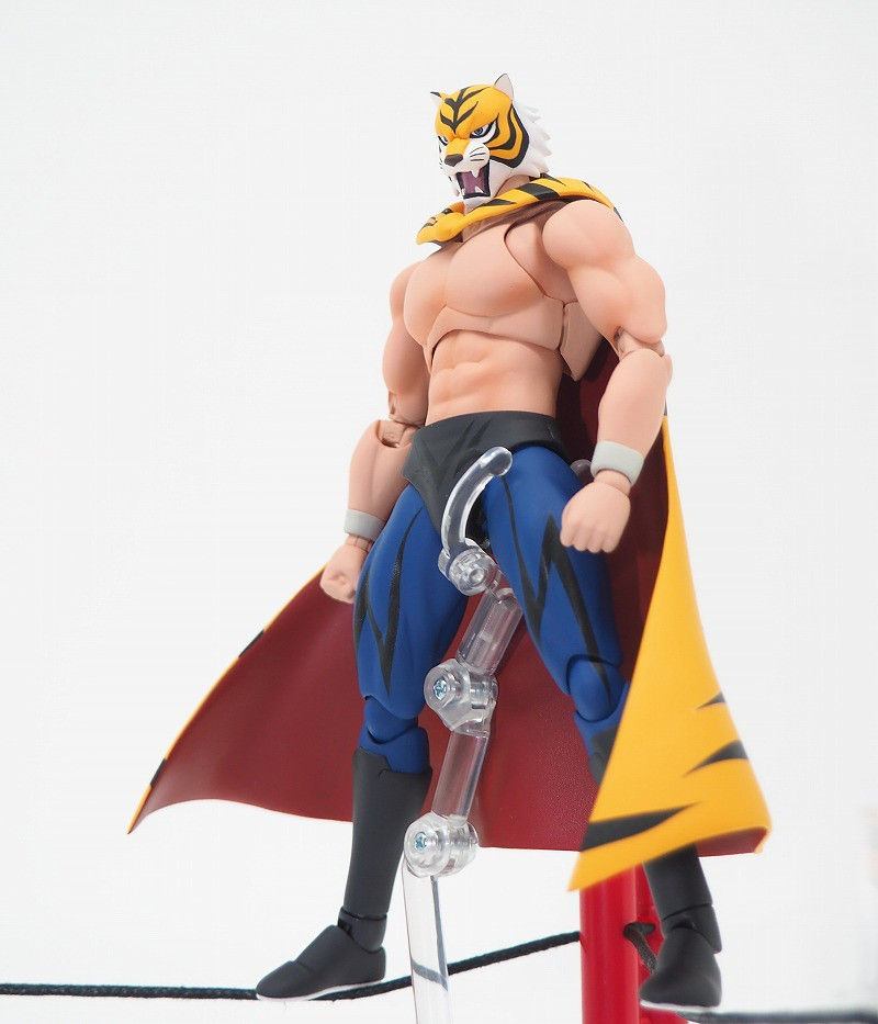 S.H.Figuarts《老虎假面W》虎面摔角手登場!タイガーマスクW タイガー | 玩具人Toy People News