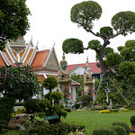 Bangkok, viajefilos en Ratanakosin 56