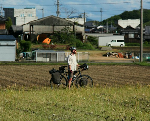 Rural Japan after the storm