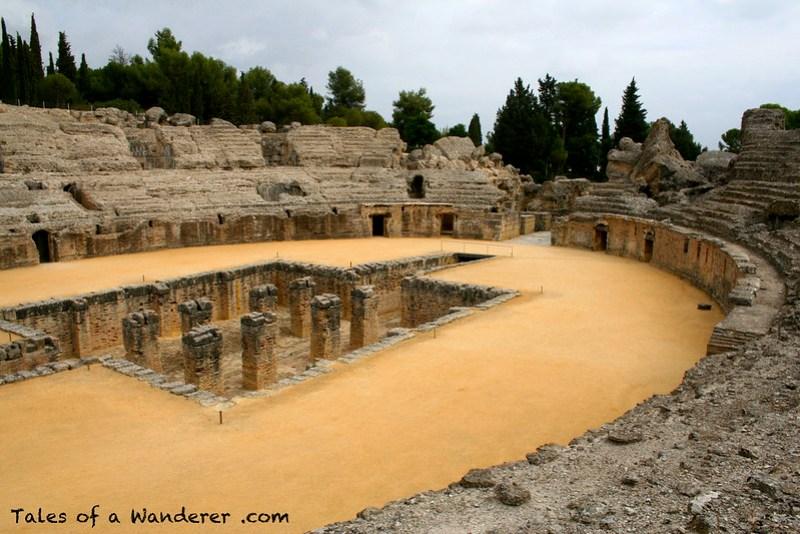 SANTIPONCE - Ruinas de Itálica
