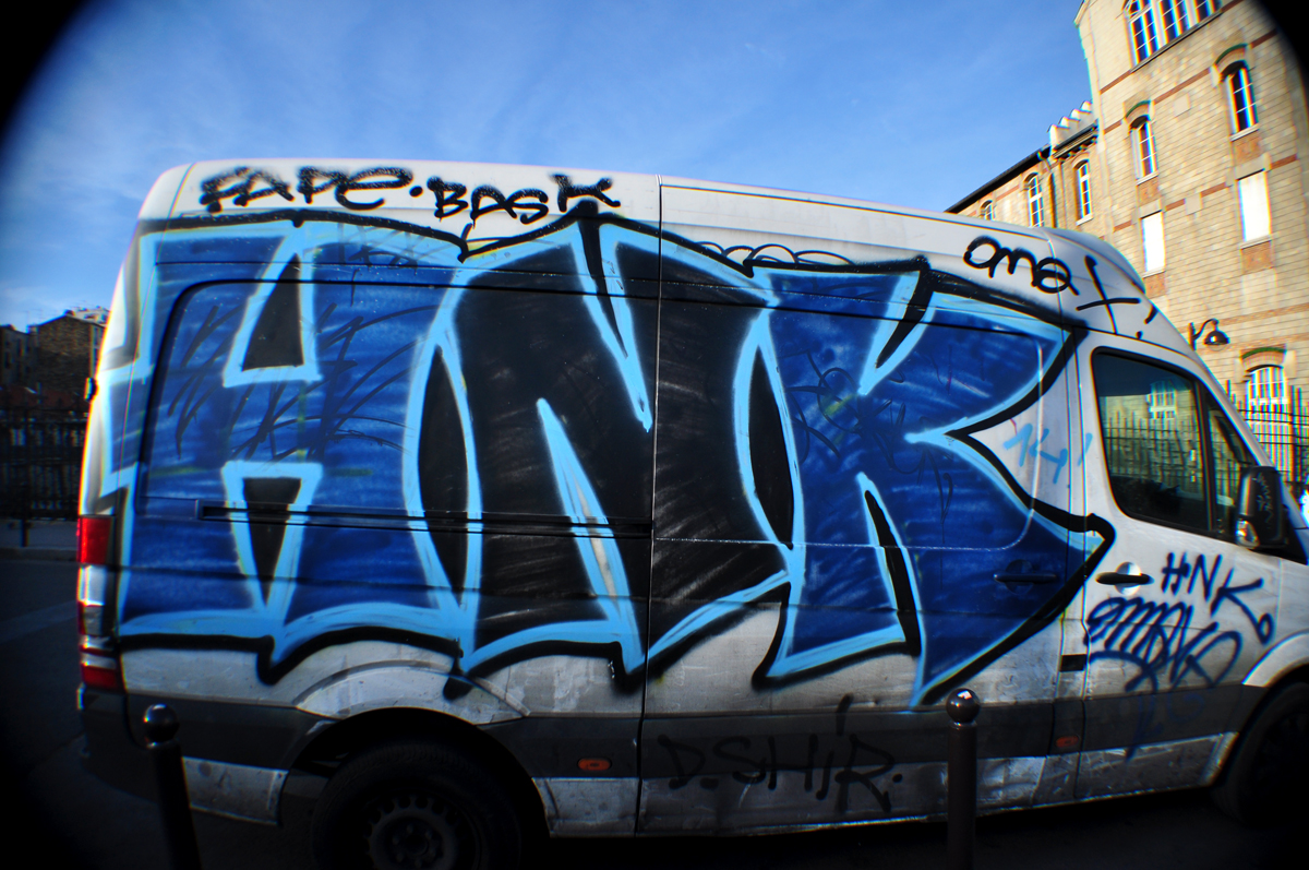 HNK blue
