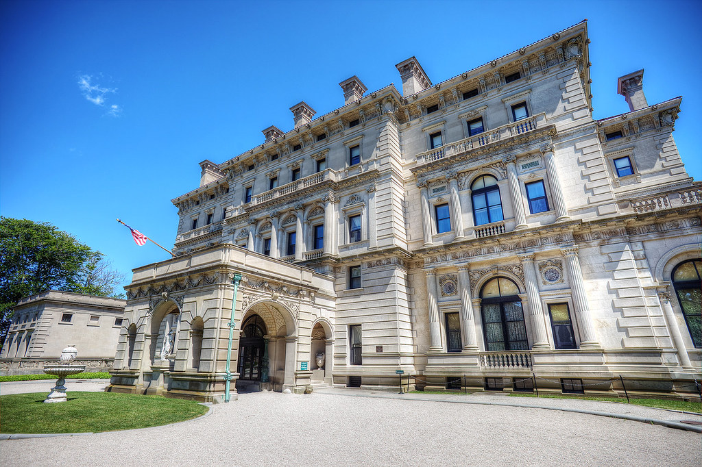The Breakers, Newport, Rhode Island.