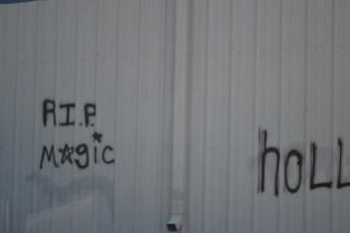 607 RIP Magic