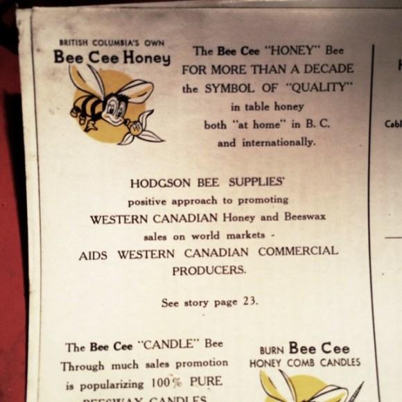 Bee Cee Honey