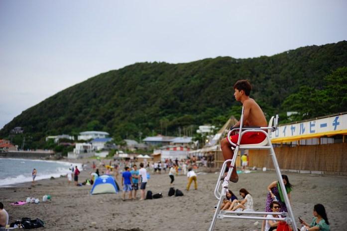 葉山一色海岸 Hayama Isshiki Beach