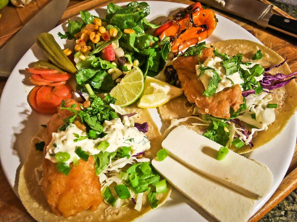 Rick's Special Fish Tacos
