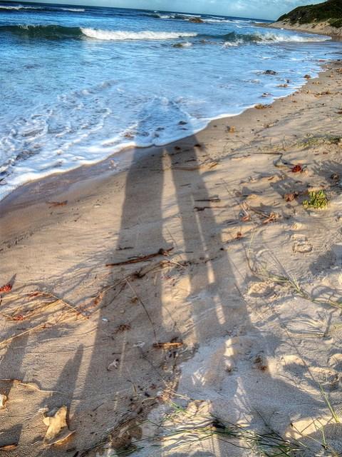 Love Shadow on Cape Recife
