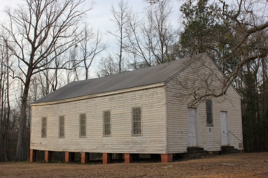 Mount Willing Baptist Church