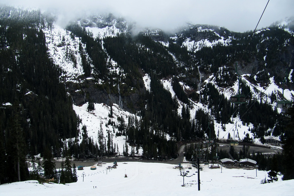 Snow I - Alpental