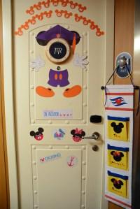 Disney Cruise Line Door Magnets