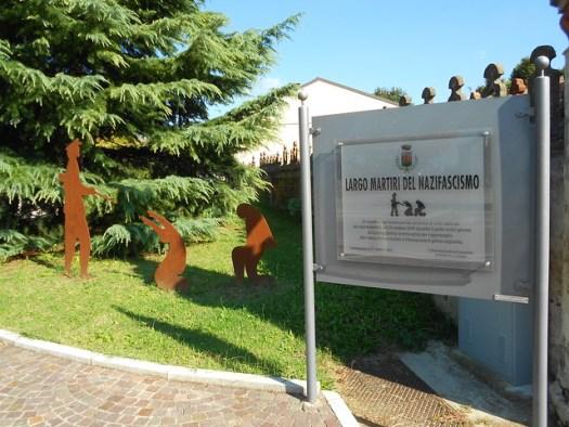 largo martiri del nazifascismo, Castelguglielmo