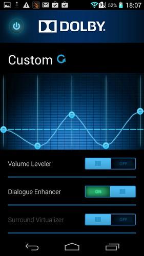 Dolby ปรับแต่งคุณภาพเสียงของ i-mobile IQX Ken