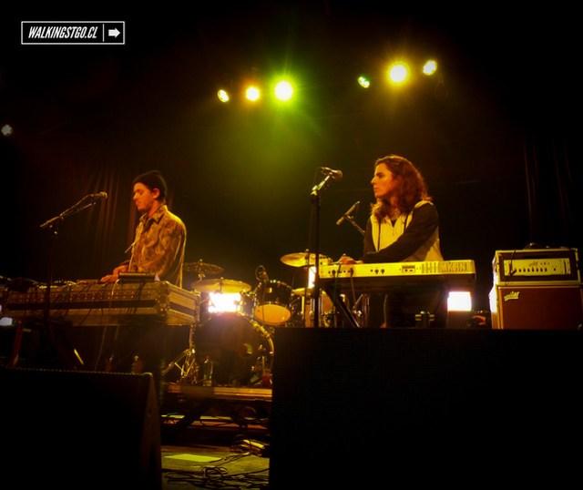 MKRNI en Teatro La Cúpula 14 junio 2014 en Santiago