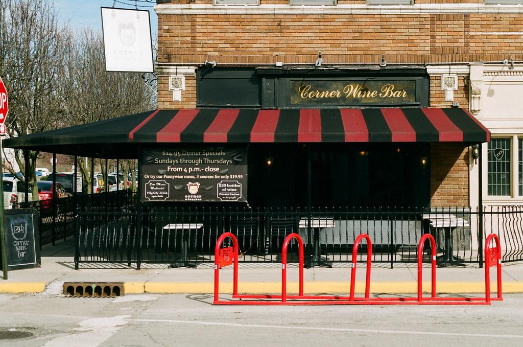 Corner Wine Bar