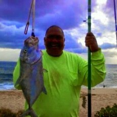 Thanks Gary the wasabi ulua pole works. Joe