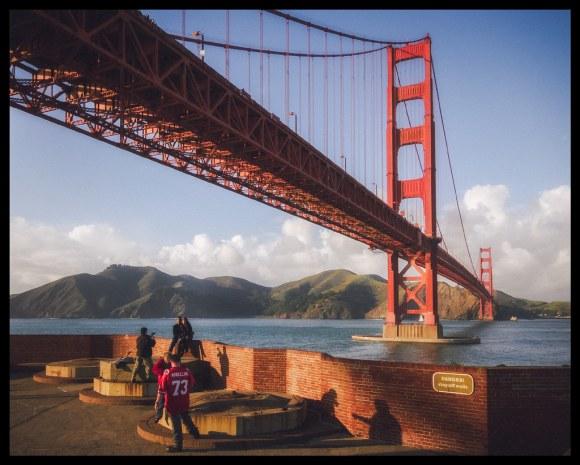 Fort Point - Golden Gate Bridge - 2010