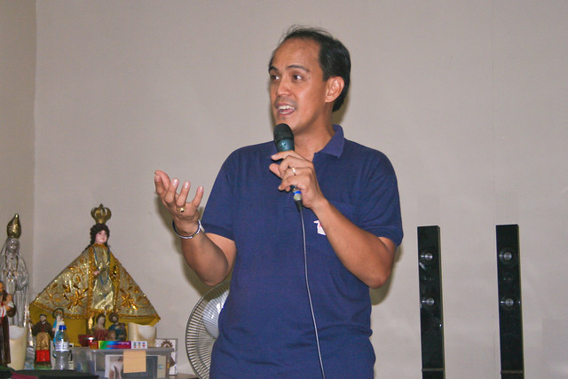 Pastor Reuel Tica