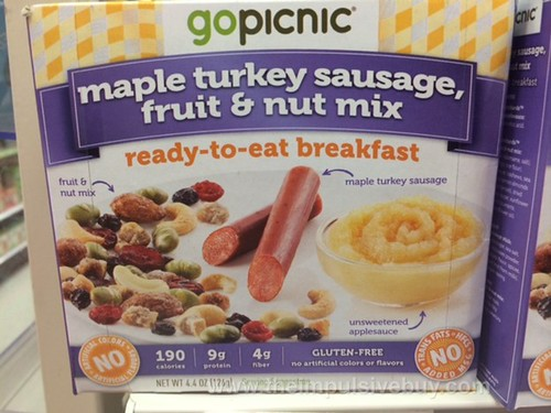 GoPicnic Ready-to-Eat Breakfast 1