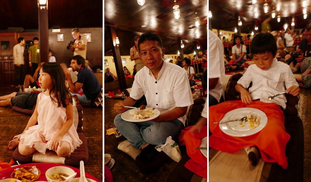 清邁康托克(Khantoke)蘭納帝國的饗宴-2