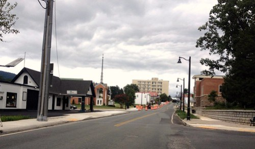 Crozet Streetscape 8-24-14