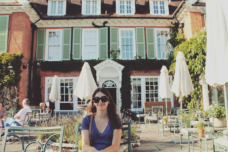 Emma at Chewton Glen