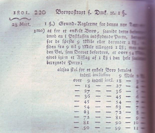 Forordninger 1801 1