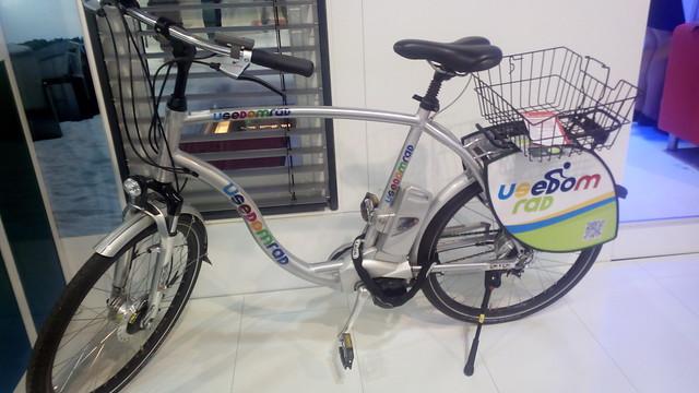 IFA sepeda listrik