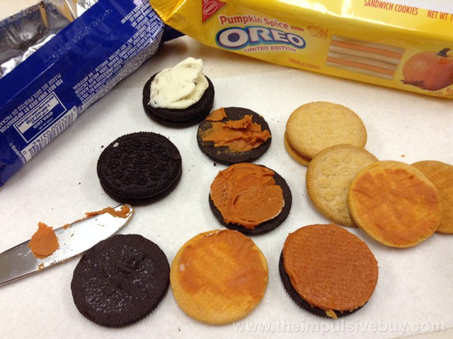 Nabisco Limited Edition Pumpkin Spice Oreo Cookies Surgery
