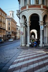 Torino: Via Pietro Micca