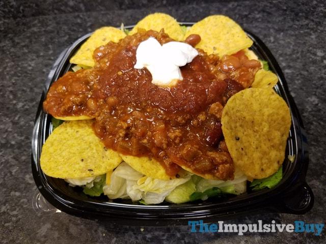 Wendy's Taco Salad 2