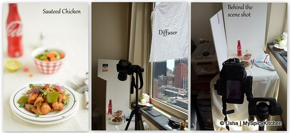 Behind the scene shots - diffuser-001