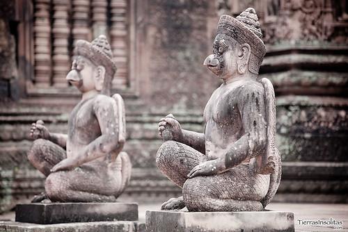 Banteay Srey (Camboya)