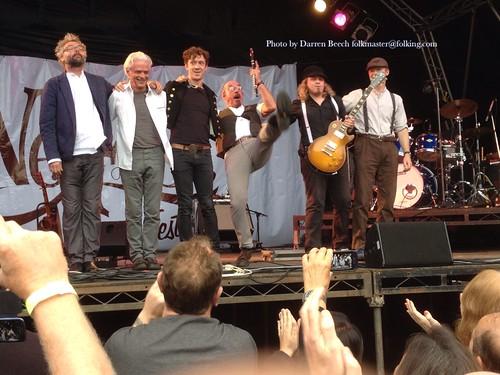 Jethro Tull's Ian Anderson & Band 2014
