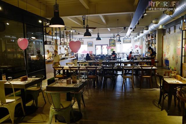 慢慢來義式餐廳Pian Piano – 臺南義式餐廳好吃大推薦 – 強生與小吠的Hyper人蔘~