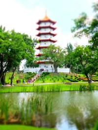 Harmony and Zen at Chinese and Japanese Garden, Singapore ...