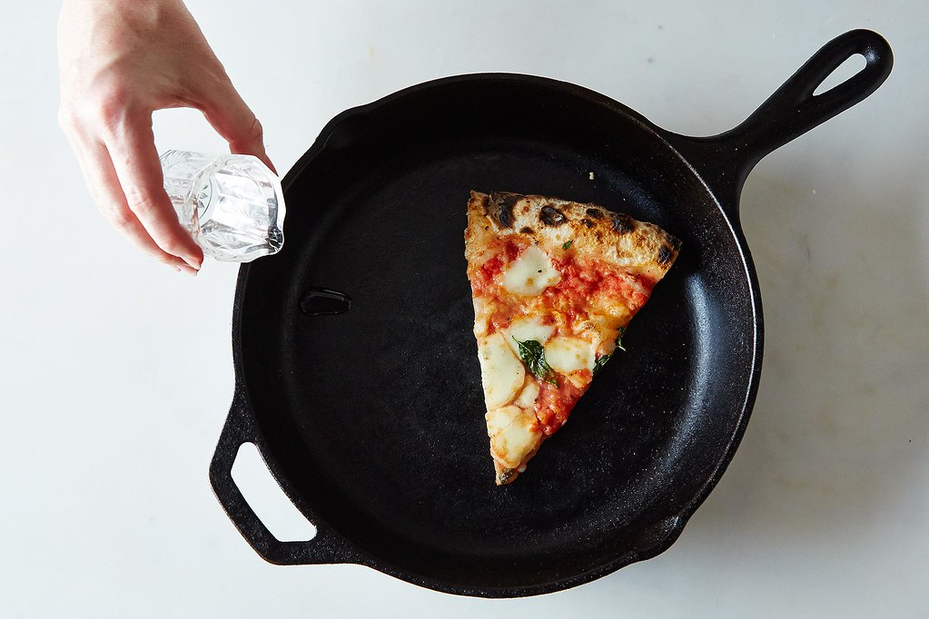 The Best Way to Reheat Pizza at Home  HuffPost