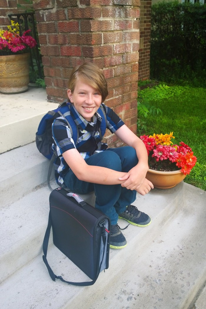 FirstDay7thGrade