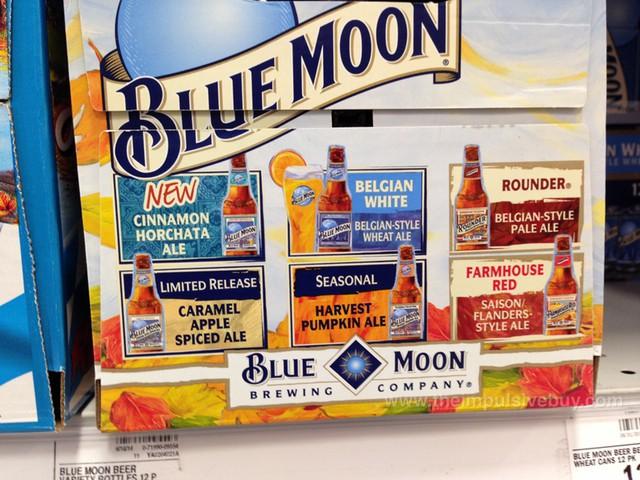 Blue Moon Cinnamon Horchata Ale