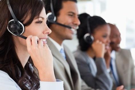 Inbound call center service provider